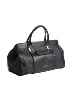 Chloe celtic night leather 'Alice' top handle bag