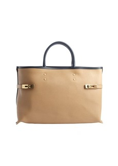 Chloe desert island calfskin 'Charlotte' large tote bag