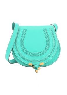 Chloe jade leather 'Marcie' small shoulder bag