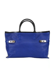 Chloe sea water leather 'Charlotte' large tote bag