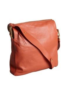 Chloe suntan leather 'Vanessa' zip shoulder bag