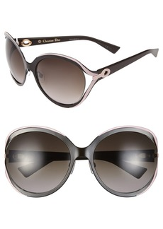 Christian Dior 'Elle 1' 61mm Sunglasses