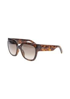 Christian Dior havana brown 'My Dior 3N' 57mm oversized sunglasses
