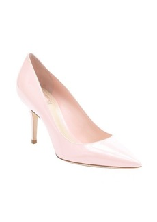 Christian Dior rose patent leather 'Cherie' pumps