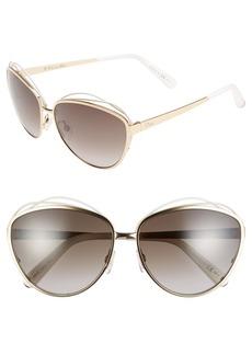 Dior 62mm Retro Sunglasses