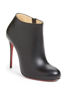 Christian Louboutin 'Bellissima' Round Toe Bootie
