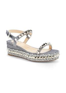 Christian Louboutin 'Cataclou' Platform Sandal