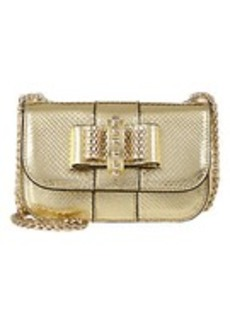 Christian Louboutin Karung-Stamped Sweety Charity Crossbody