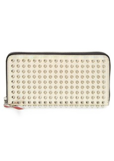 Christian Louboutin 'Panettone' Spiked Specchio Wallet