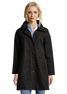 Cinzia Rocca black water resistant concealed zip front 3/4 ...