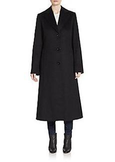 Cinzia Rocca Cashmere A-Line Coat