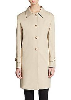 Cinzia Rocca Cotton-Blend Coat