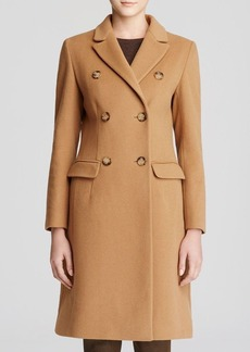 Cinzia Rocca Double-Breasted Coat