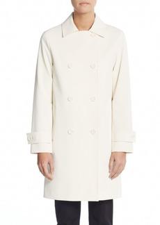 Cinzia Rocca Double Breasted Raincoat