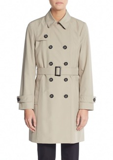 Cinzia Rocca Double Breasted Trenchcoat