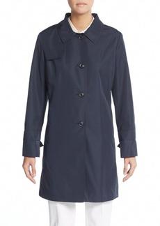 Cinzia Rocca DUE Plaid-Trimmed Jacket