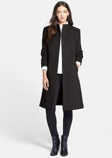 Cinzia Rocca DUE Stand Collar Long Coat