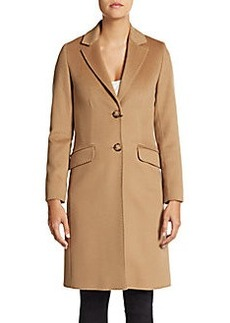 Cinzia Rocca DUE Virgin Wool Boyfriend Coat