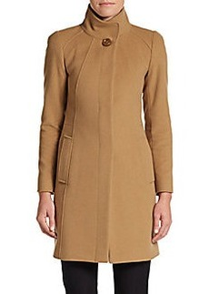 Cinzia Rocca DUE Wool-Blend Car Coat