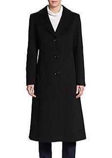 Cinzia Rocca DUE Wool/Cashmere Blend Coat