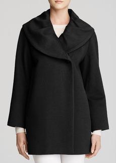 Cinzia Rocca Portrait Collar Coat