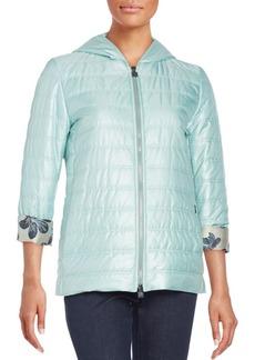 Cinzia Rocca Quilted Jacket