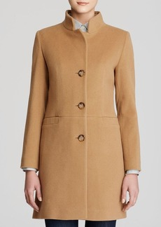 Cinzia Rocca Single-Breasted Coat