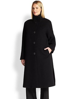 Cinzia Rocca, Sizes 14-24 Maxi A-Line Coat