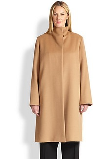 Cinzia Rocca, Sizes 14-24 Wool Walking Coat