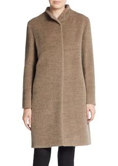Cinzia Rocca Wool & Alpaca Coat