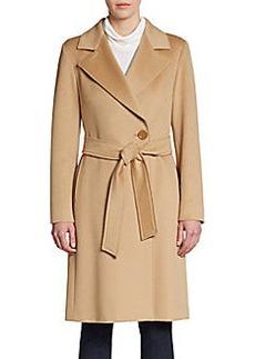 Cinzia Rocca Wool/Angora Coat