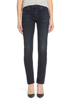 Citizens of Humanity 'Agnes' High Rise Slim Straight Leg Jeans (Highland)