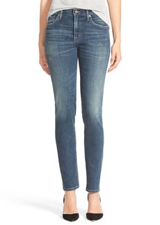 Citizens of Humanity 'Agnes' Slim Straight Leg Jeans (Temecula)