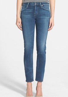 Citizens of Humanity 'Arielle' Mid Rise Skinny Jeans (Hewett) (Petite)