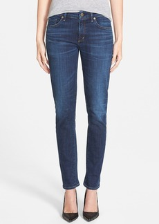 Citizens of Humanity 'Arielle' Mid Rise Skinny Jeans (Ocean) (Nordstrom Exclusive)