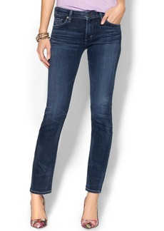 Citizens of Humanity Arielle Mid Rise Slim Straight Jean
