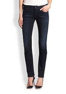 Citizens of Humanity Arielle Skinny Straight-Leg Jeans