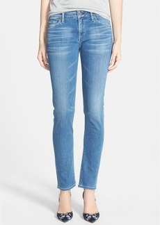 Citizens of Humanity 'Arielle' Straight Leg Jeans (Set Sail)