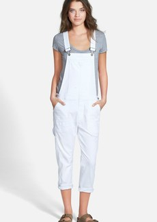 Citizens of Humanity 'Audrey' Distressed Overalls (Strange Love)