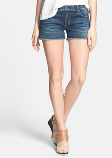 Citizens of Humanity 'Ava' Denim Cutoff Shorts (Patina)