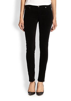 Citizens of Humanity Avedon Velvet Skinny Jeans