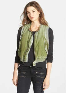 Citizens of Humanity 'Bree' Cotton Vest