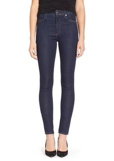 Citizens of Humanity 'Carlie' High Rise Skinny Jeans (Clean Blue)