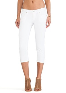 Citizens of Humanity Citizens Of Humanity Racer Crop Skinny in Santorini