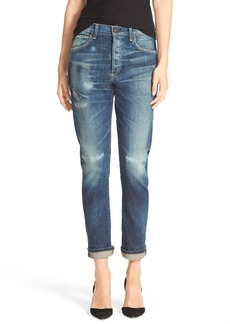 Citizens of Humanity 'Corey' Slouchy Slim Jeans (Bourbon)