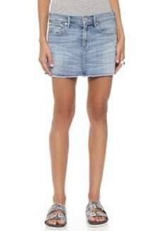 Citizens of Humanity Daria Mini Skirt
