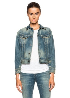 "Citizens of Humanity <div class=""product_name"">Premium Vintage Dakota Jean Jacket</div>"