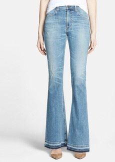 Citizens of Humanity 'Drew' Flip Flop Flare Jeans (Summer of Love)