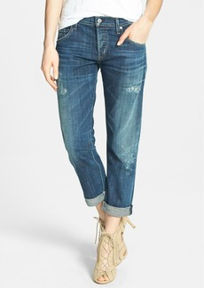 Citizens of Humanity 'Dylan' Distressed Straight Leg Jeans (Nomad)