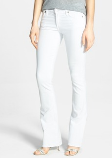 Citizens of Humanity 'Emannuelle' Slim Bootcut Jeans (Optic White)